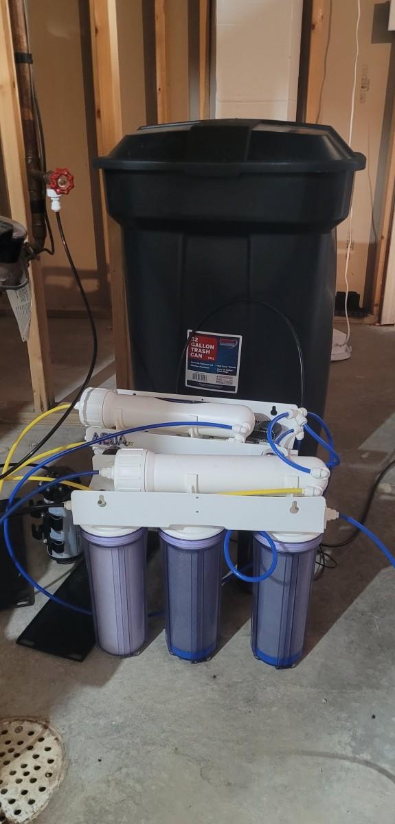 Coral Reef Tank Water Basics
