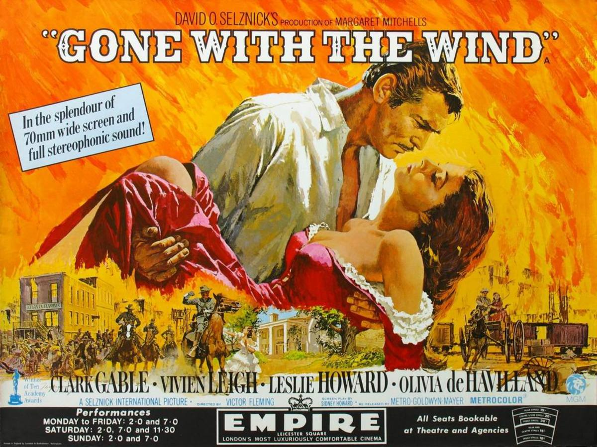 Gone with the Wind (1939) - Illustrated Reference