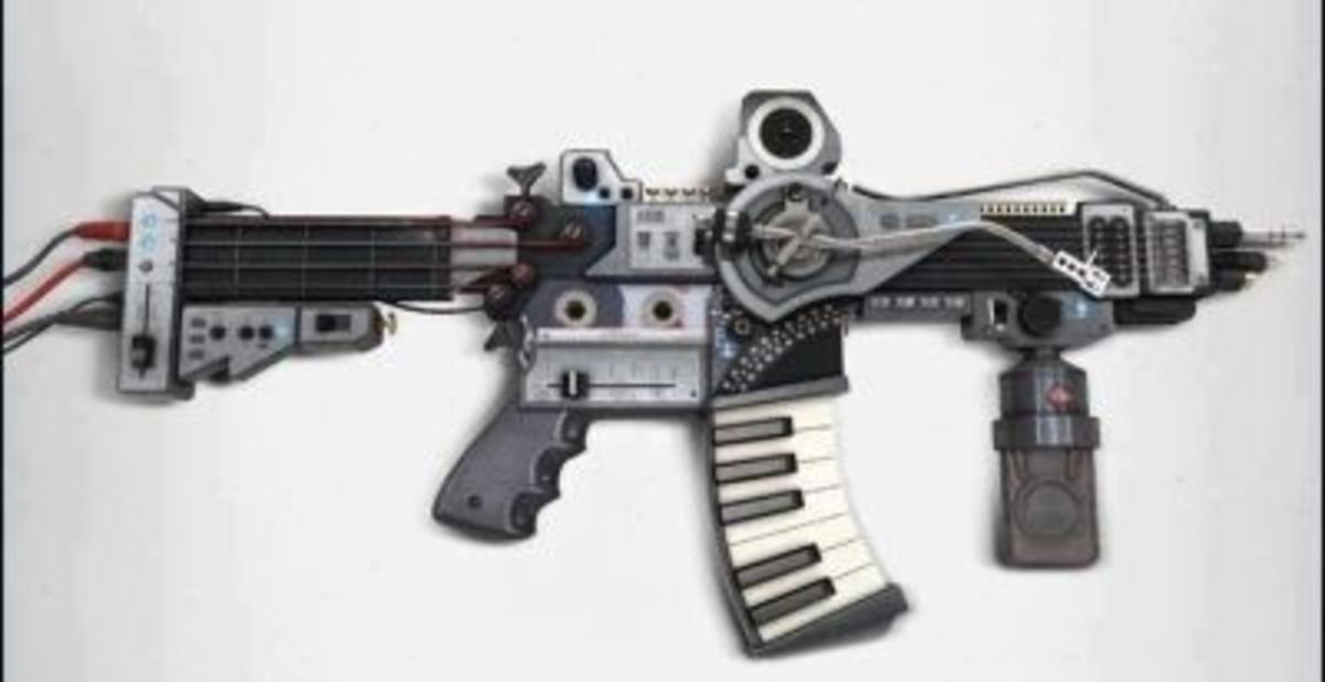 Music as a weapon