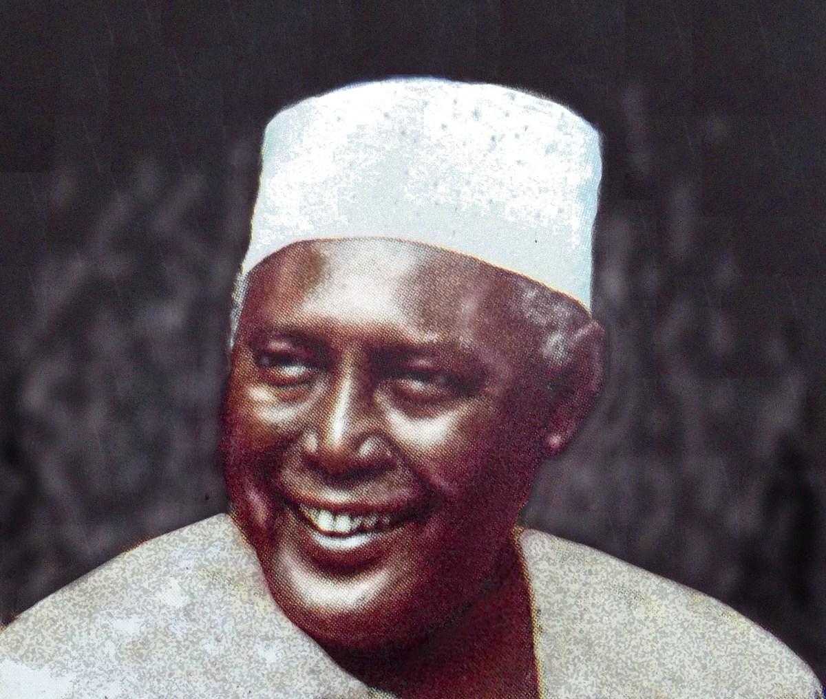 Joseph Zuzarte Murumbi - Kenya's second vice President after Independence. Jaramogi Oginga was the first vice President.