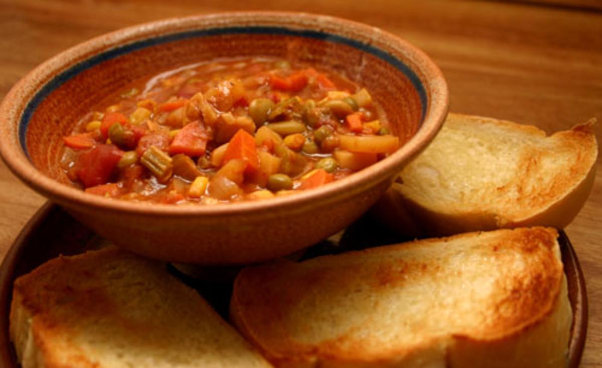 Vegetarian Brunswick Stew Recipe
