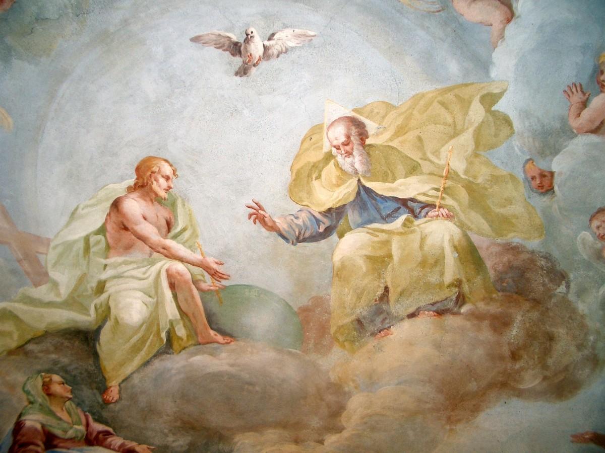 The Holy Trinity- A look at Deuteronomy 6:4