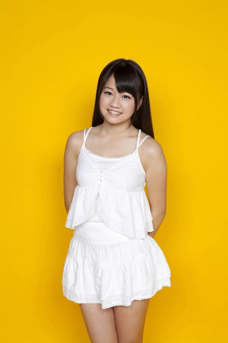 Haruka Shimada, Member of Popular Girl Group AKB48