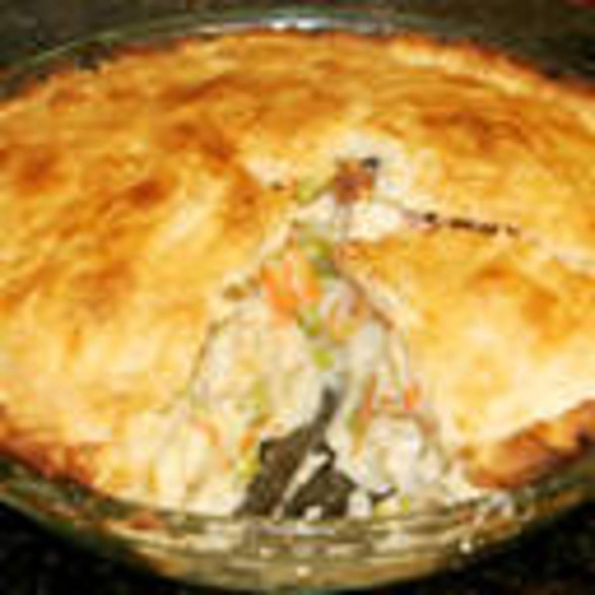 Bear N Mom Recipes - Pork Pot Pie