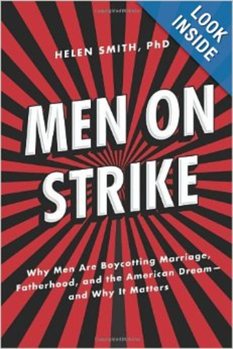 Young Men Are Going On Strike