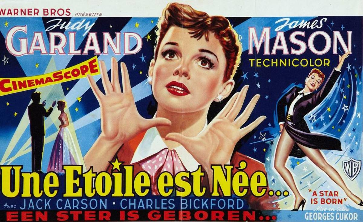 Judy Garland - 100 Years of Movie Posters - 91