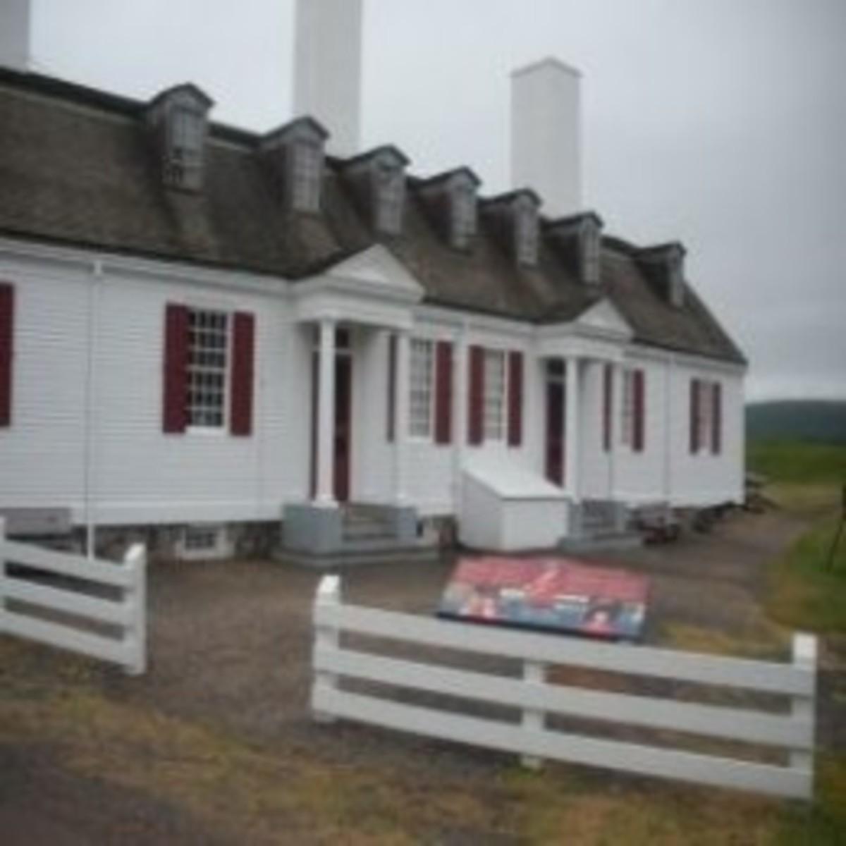 Fort Anne Nova Scotia