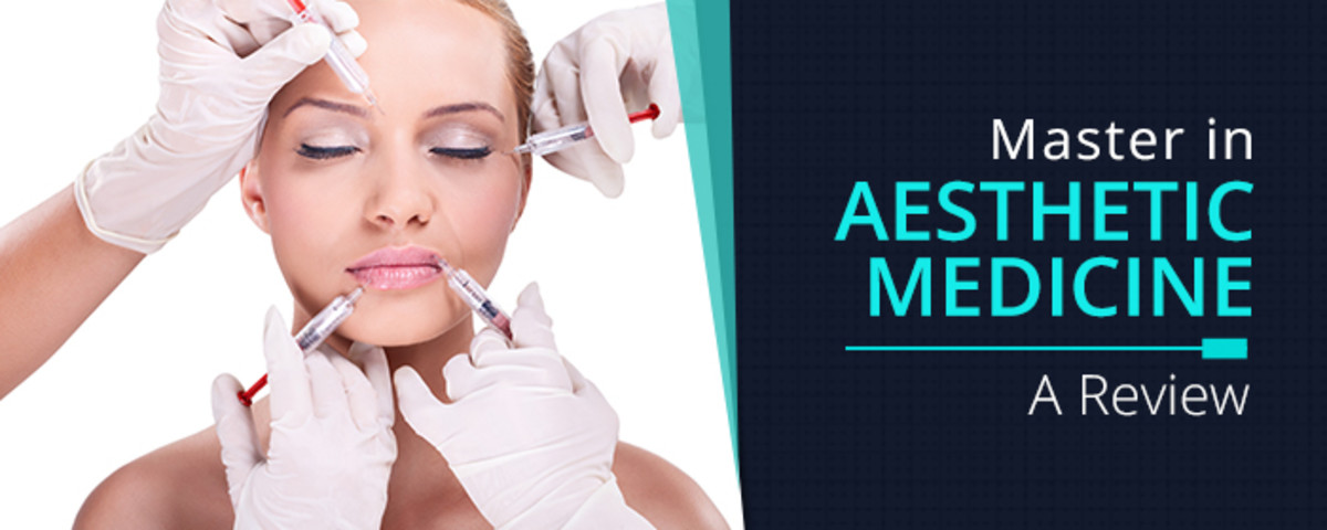 Masters In Aesthetic Medicine students