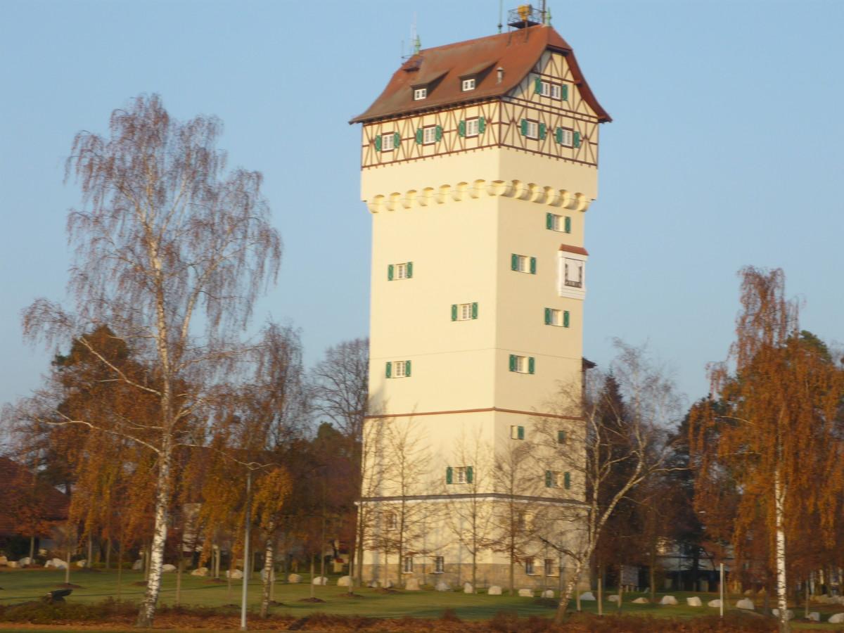 The Grafenwoehr Tower