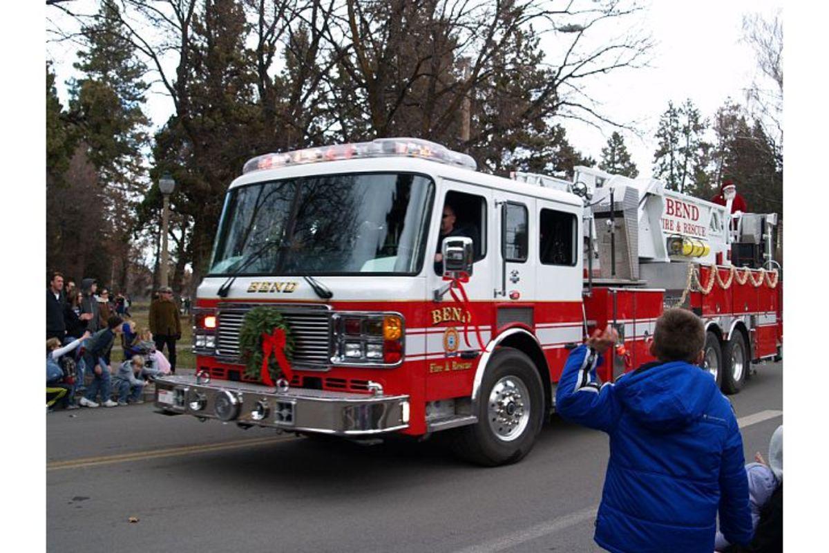 The Bend, Oregon Christmas Parade