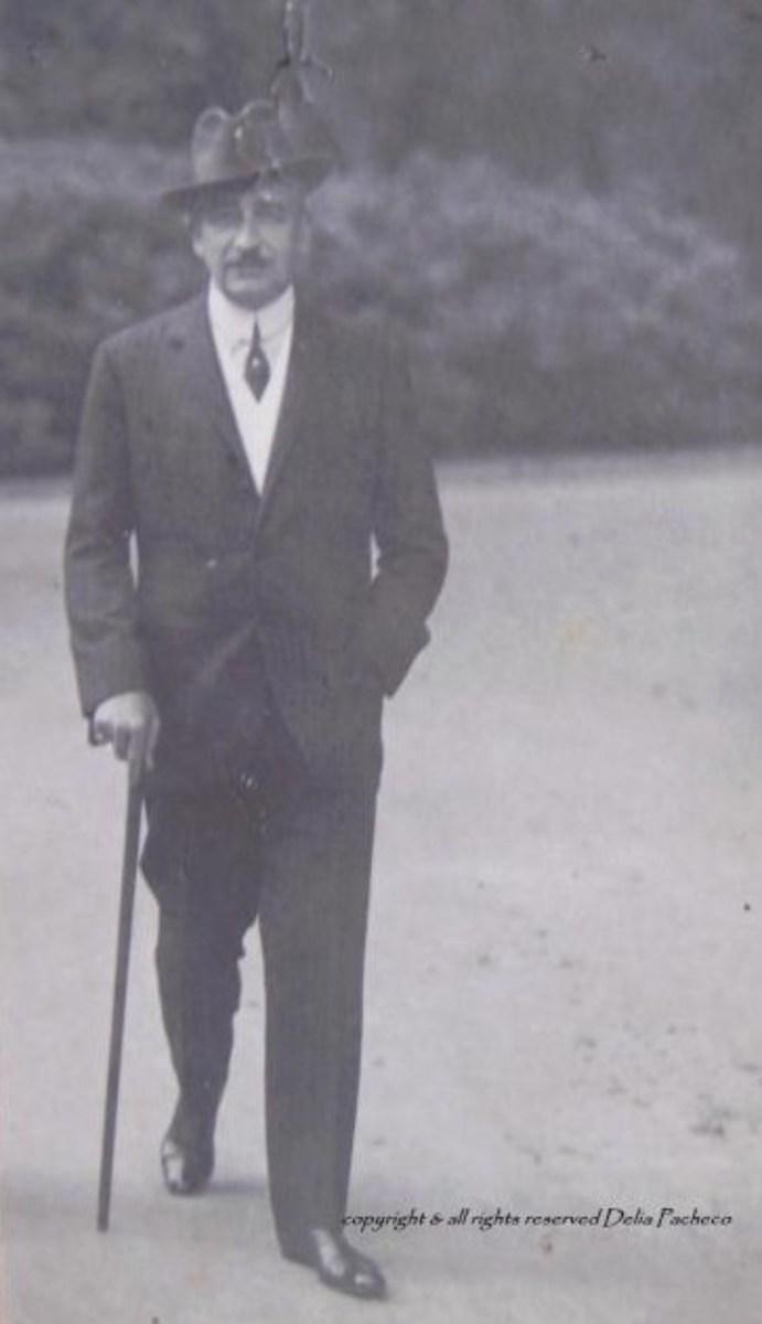 Baron Ludwig Adolph von Meyer 5/27/1860 - 8/7/1930
