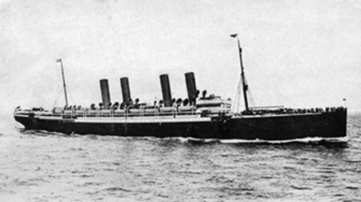 S.S. Kronprinz Wilhelm