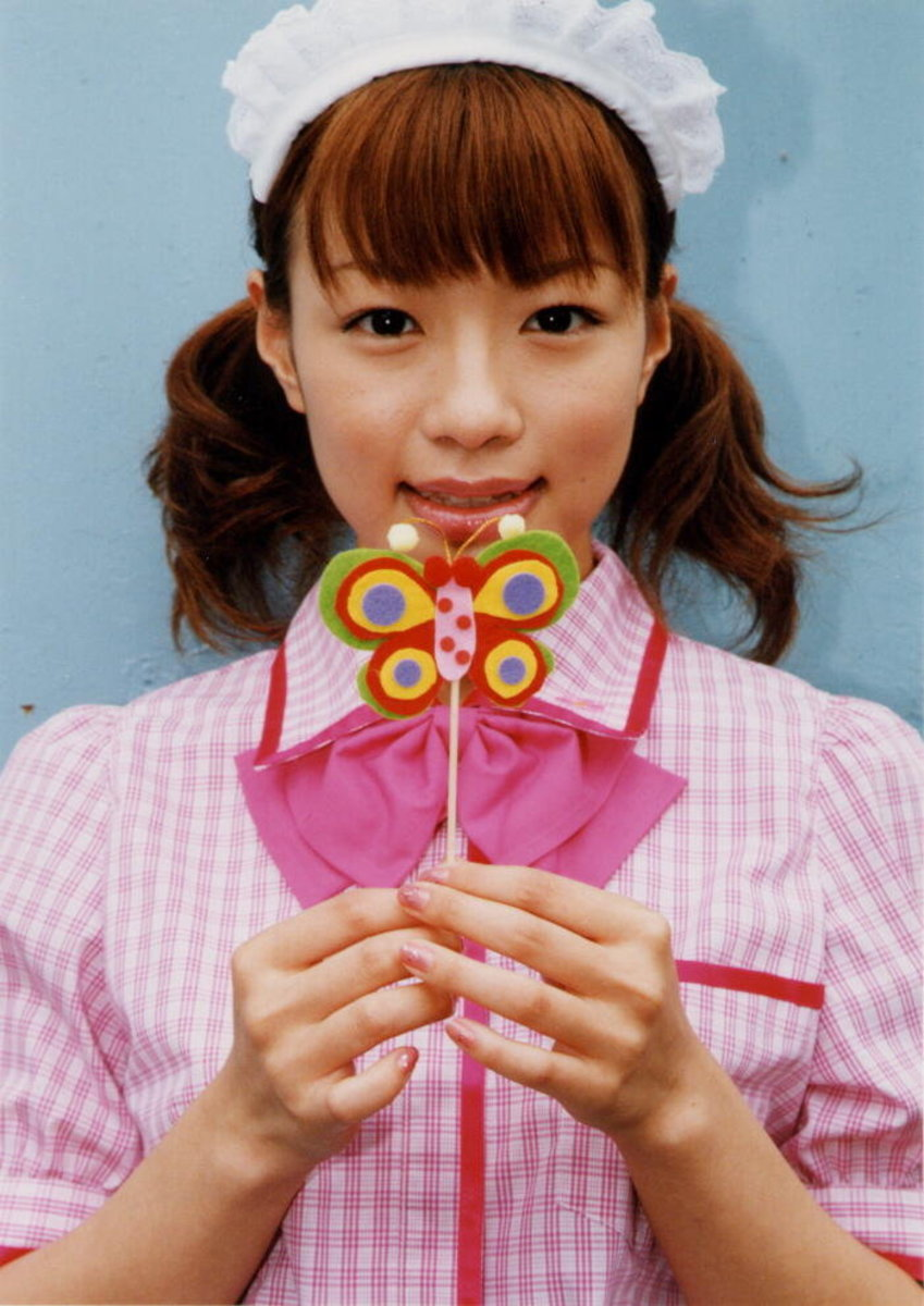 Rinne Toda Pop Music Singer & Former Member of Girl Group Country Musume