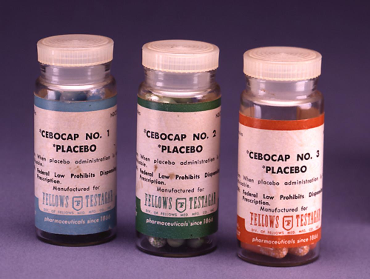 Pills for the Faithful flock of Modern Medicine