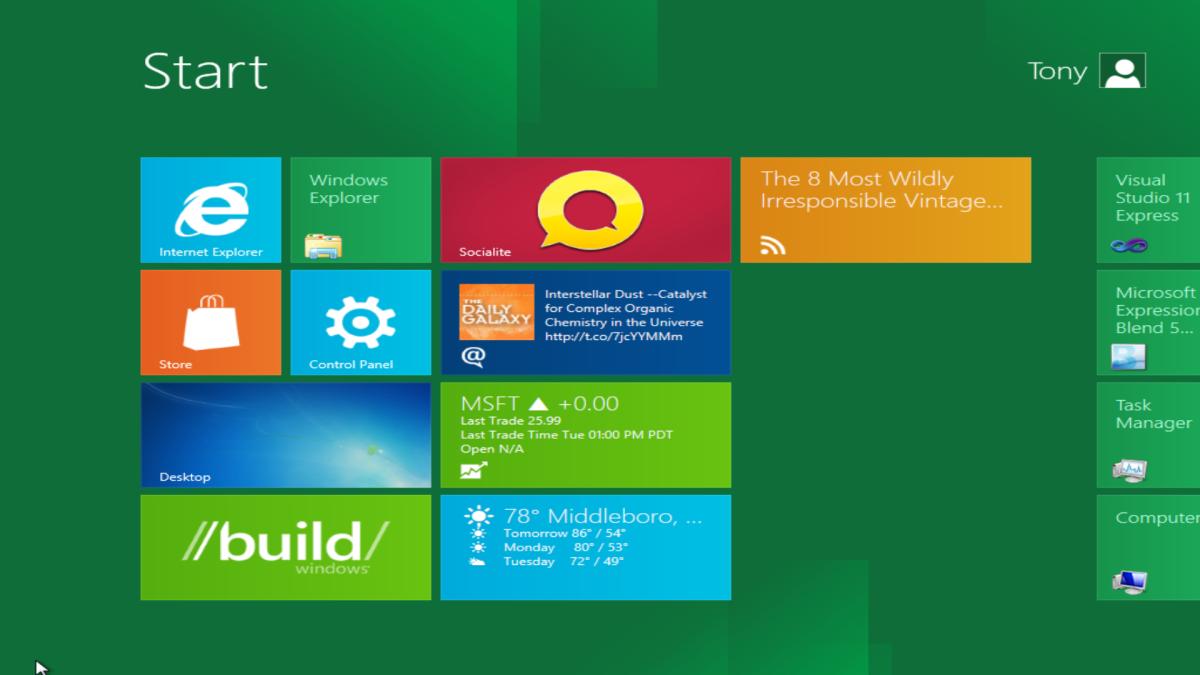 Why Windows 8 might Kill Microsoft