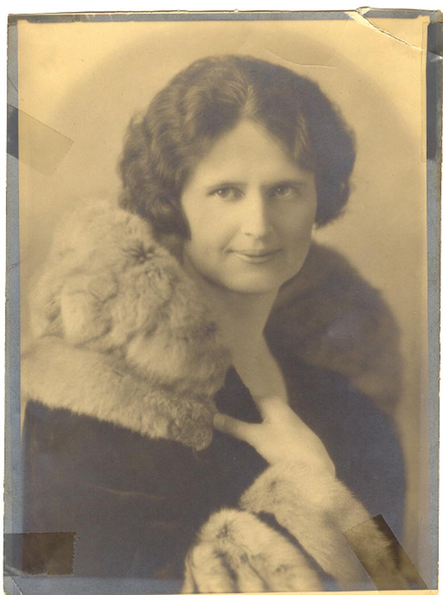 Ruby Phillips Bramwell, my grandmother