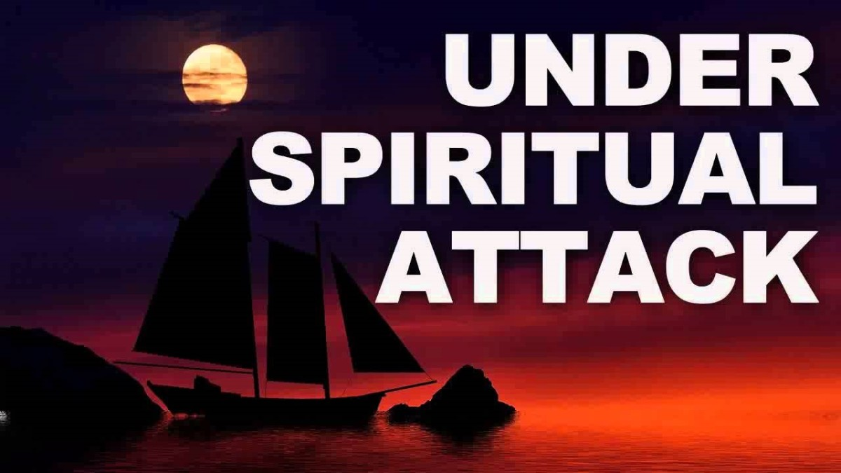Being Spiritually Attacked?
