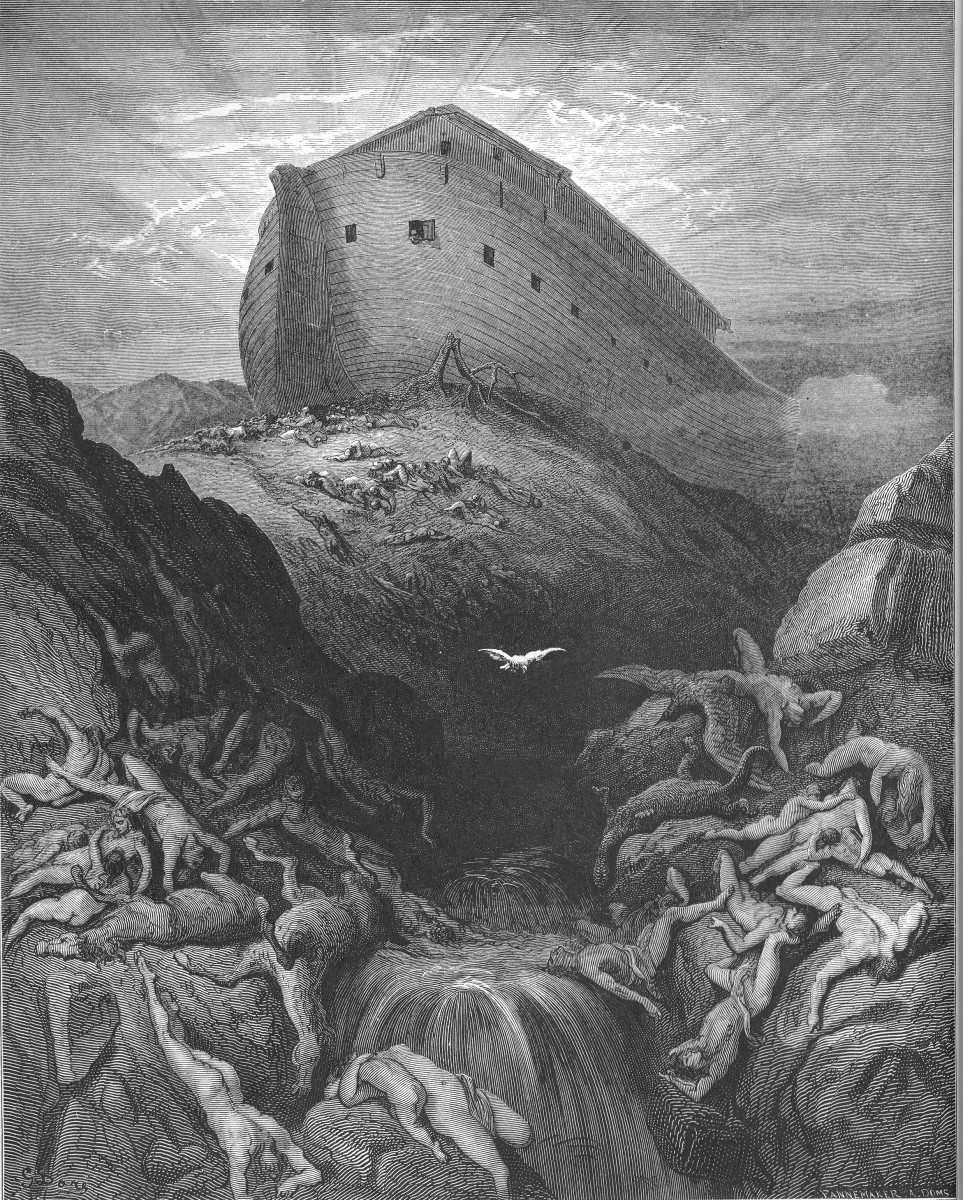 The church system is like Noah's Ark, it has fulfilled a purpose in the past.