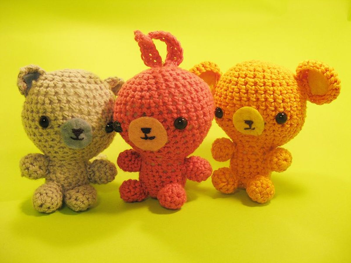 Amigurumi Many : Amigurumi Crochet: Free Patterns - Owls, Angry birds ...