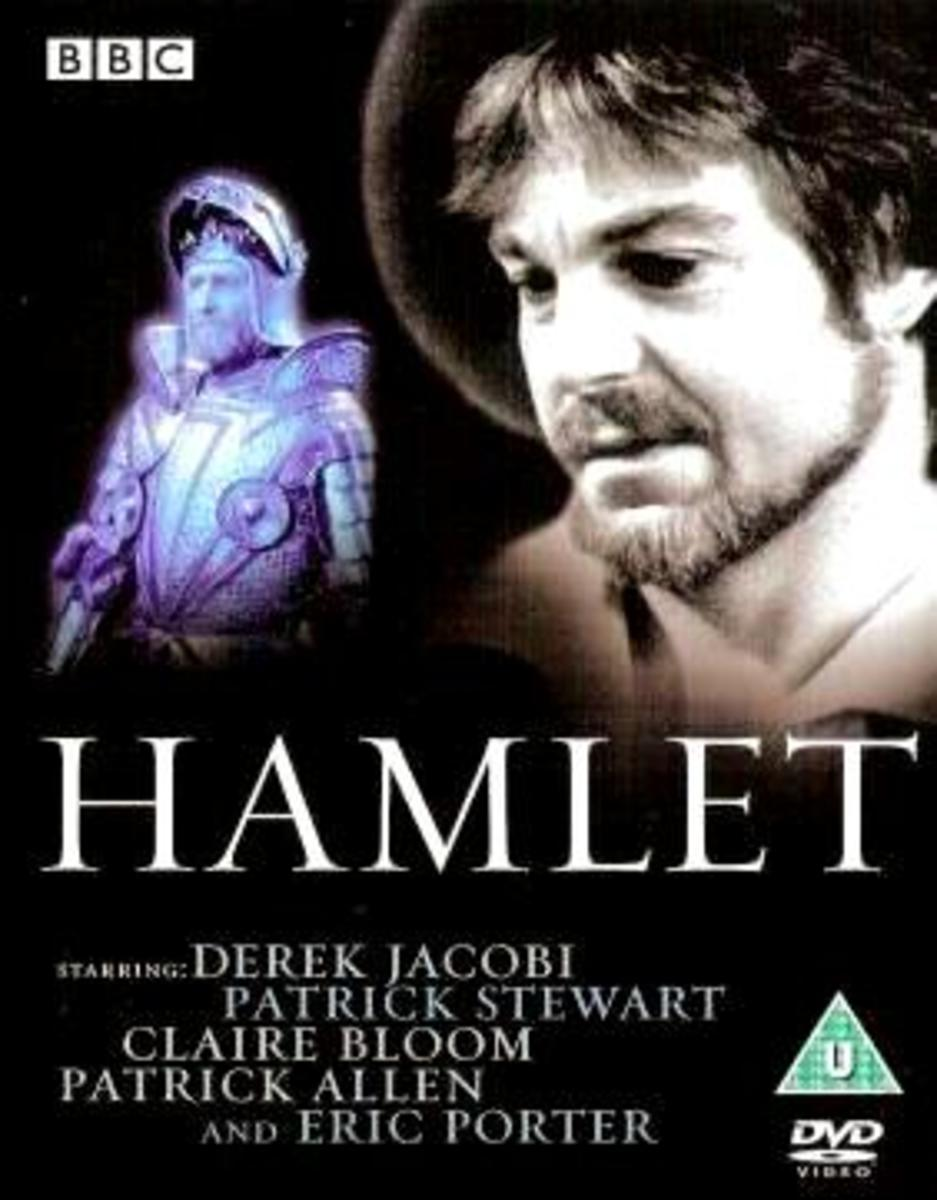 Hamlet, the movie.