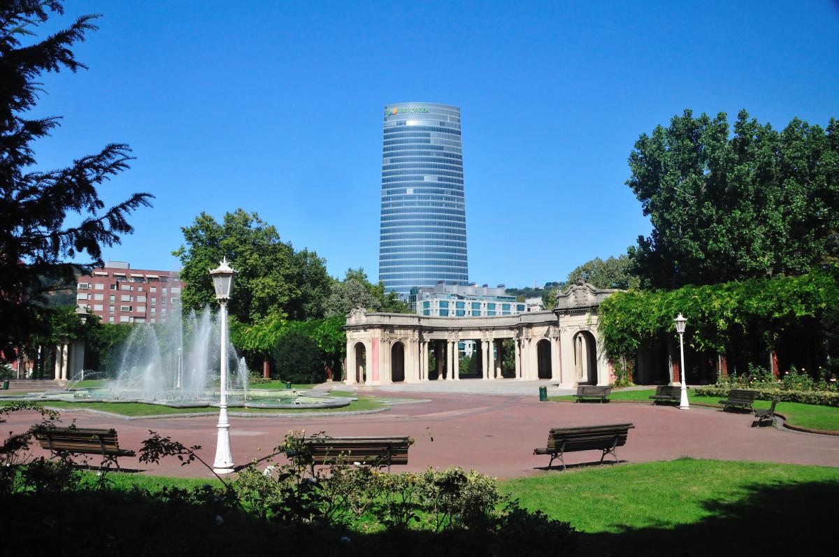 Doña Casilda Park Bilbao