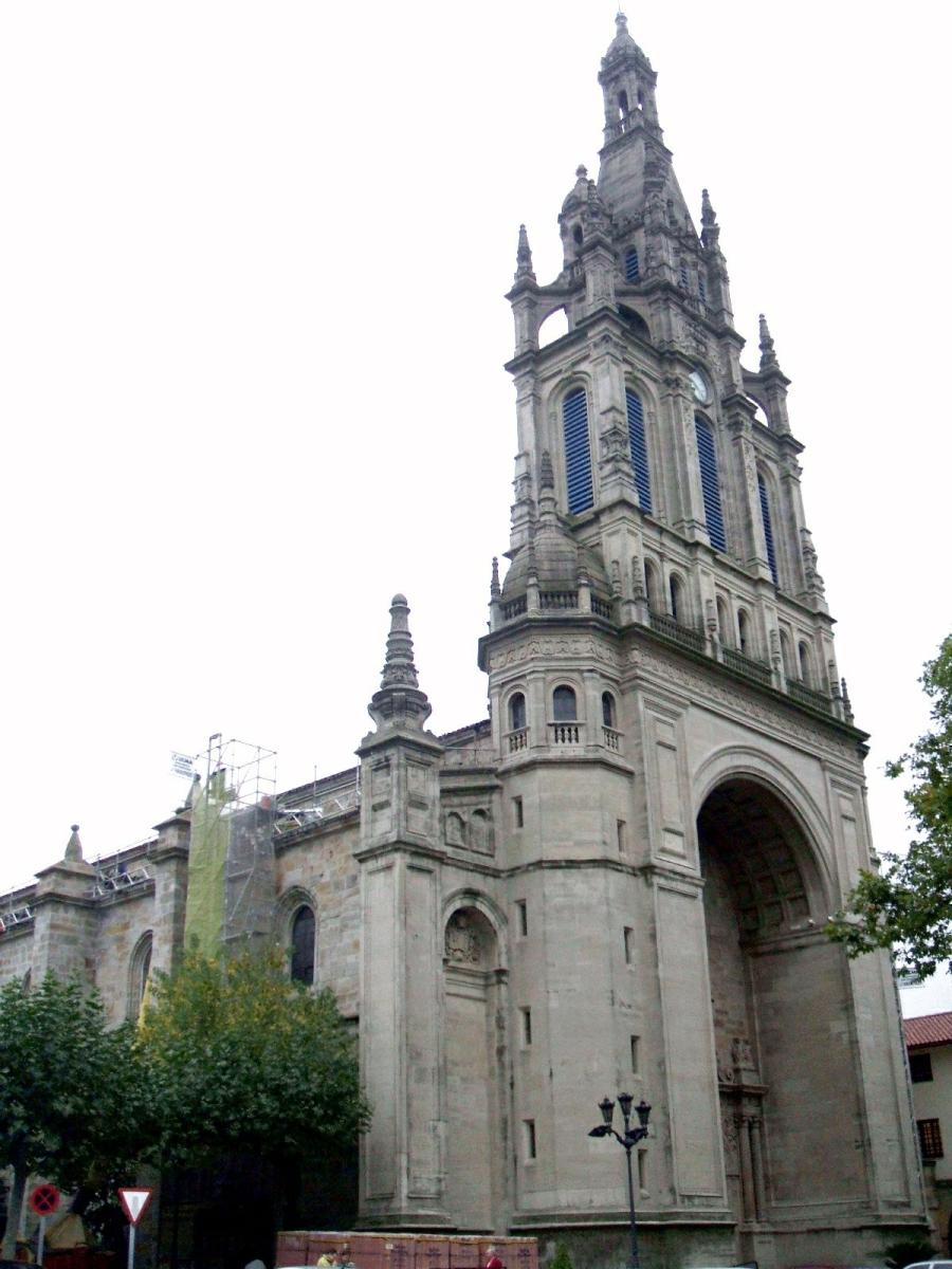 Basilica of Begoña Bilbao