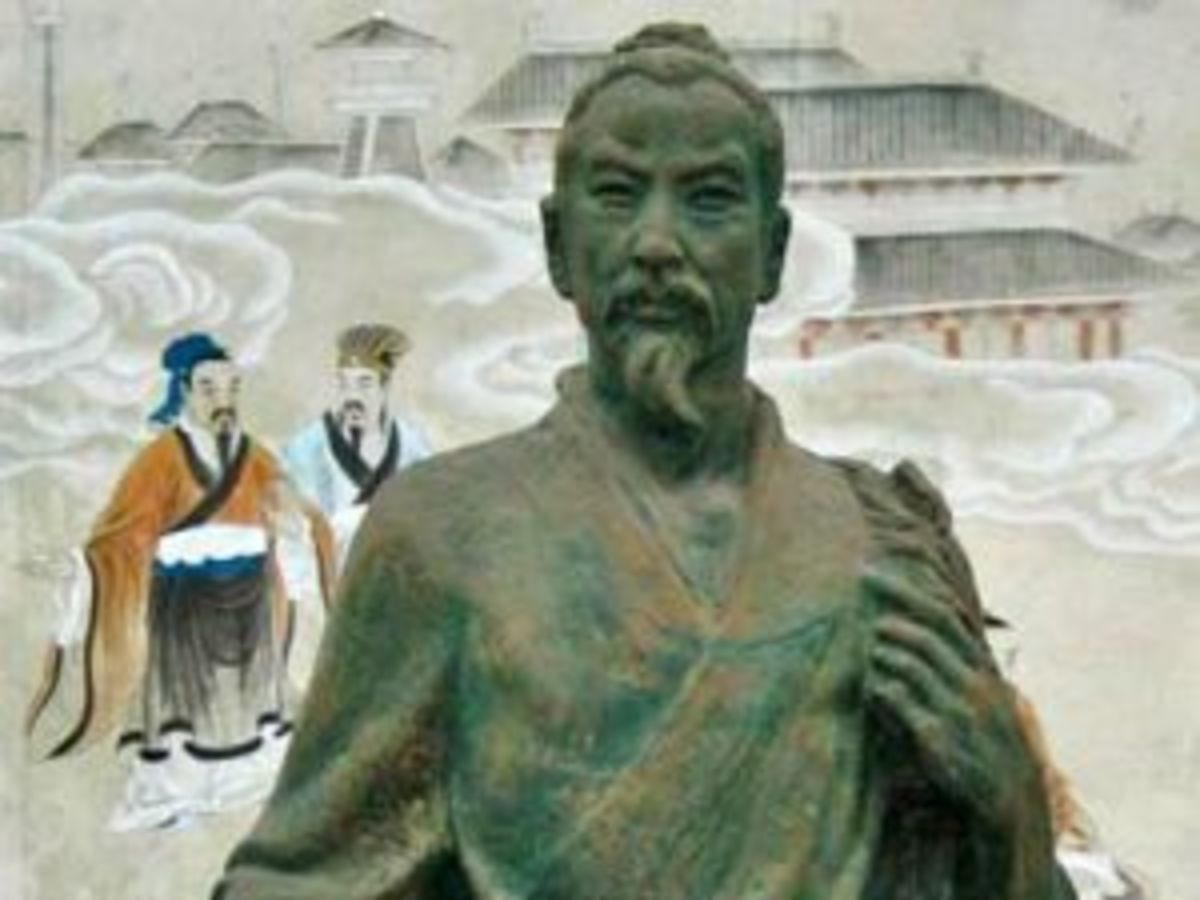 Chinese philosophy is admired throughout the world