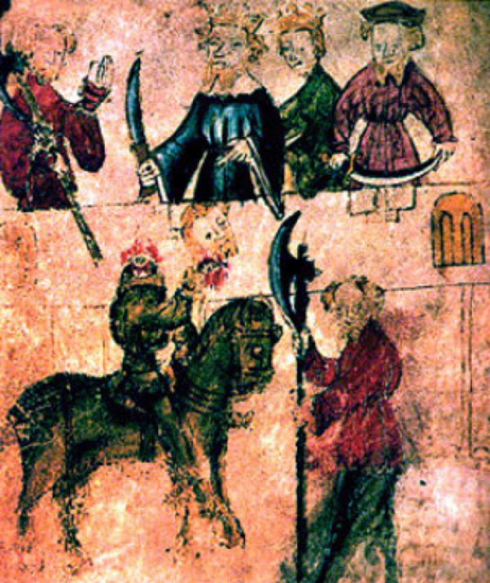 Sir Gawain and the Green Knight (circa 14th century)