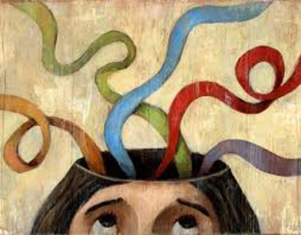 ADHD Da Vinci Woman
