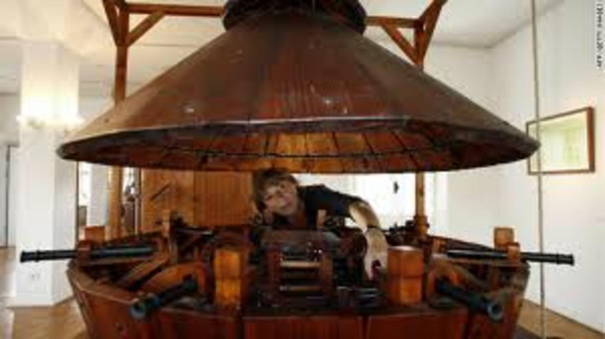 Da Vinci Machinery
