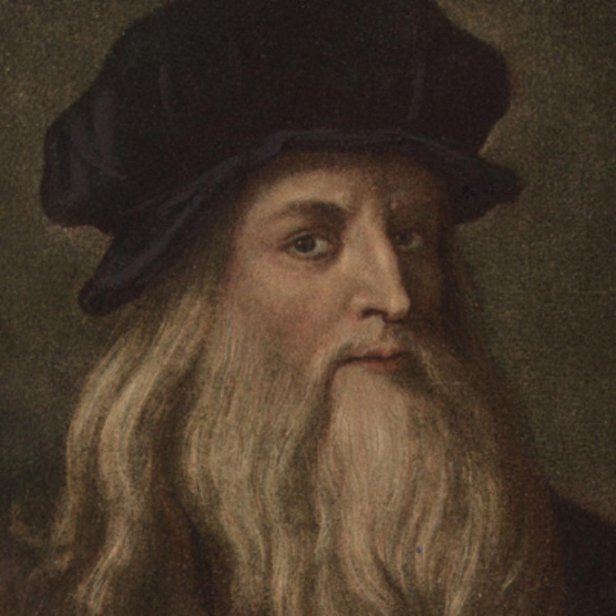 The Grand Father of All Da Vincis