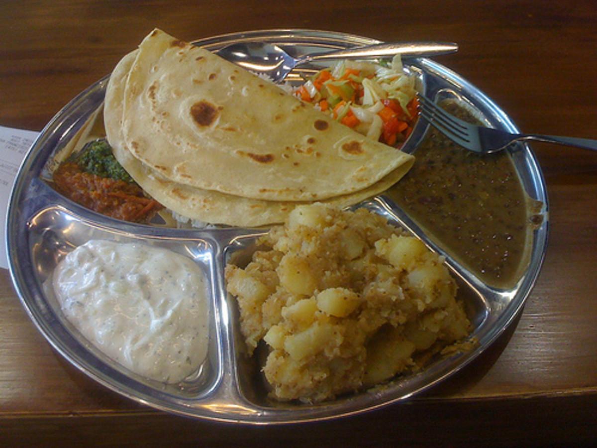 India 39 s healing cuisine of ayurvedic cooking hubpages for Ayurvedic healing cuisine