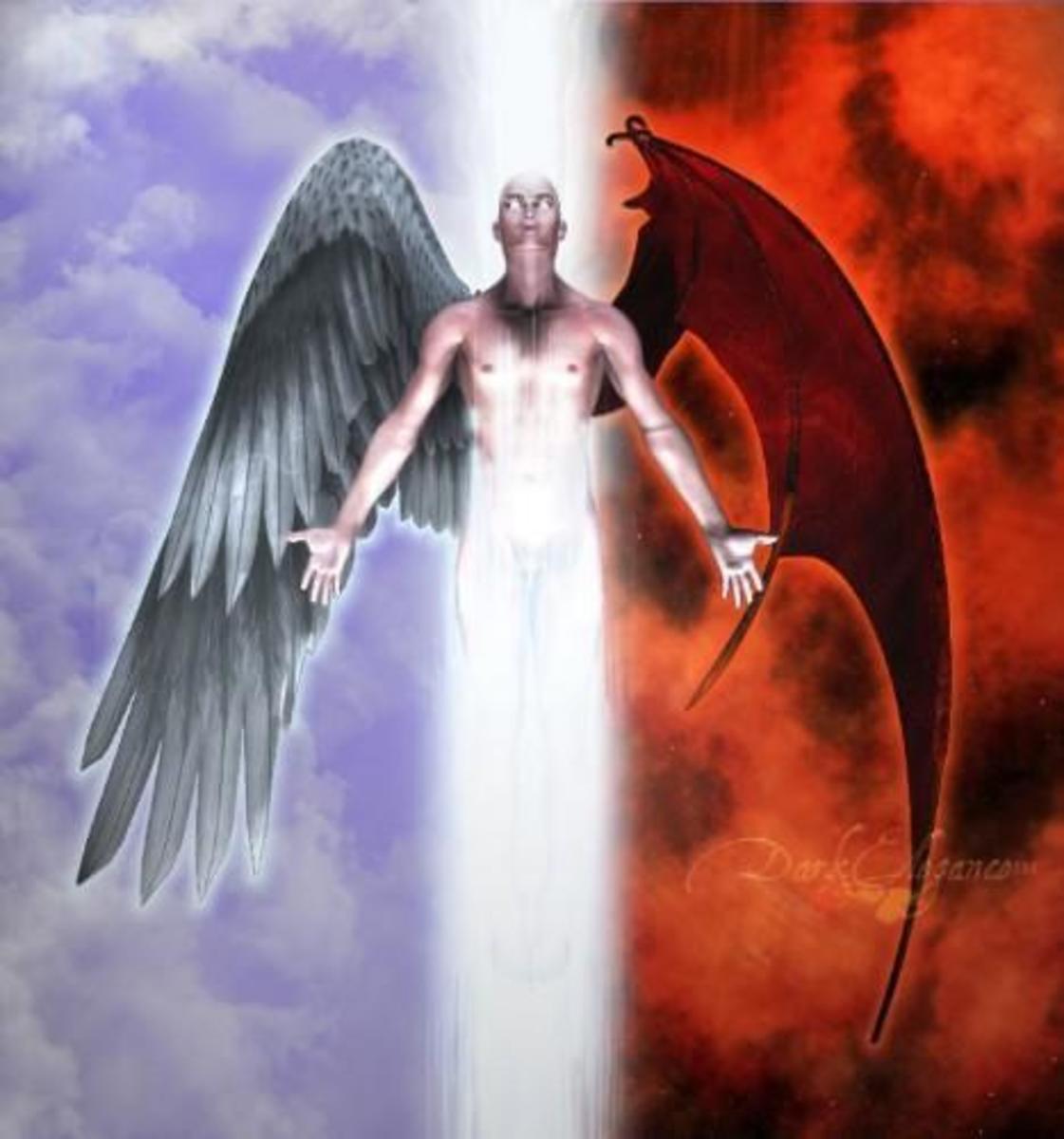 LUCIFER (Heylel): the Antichrist