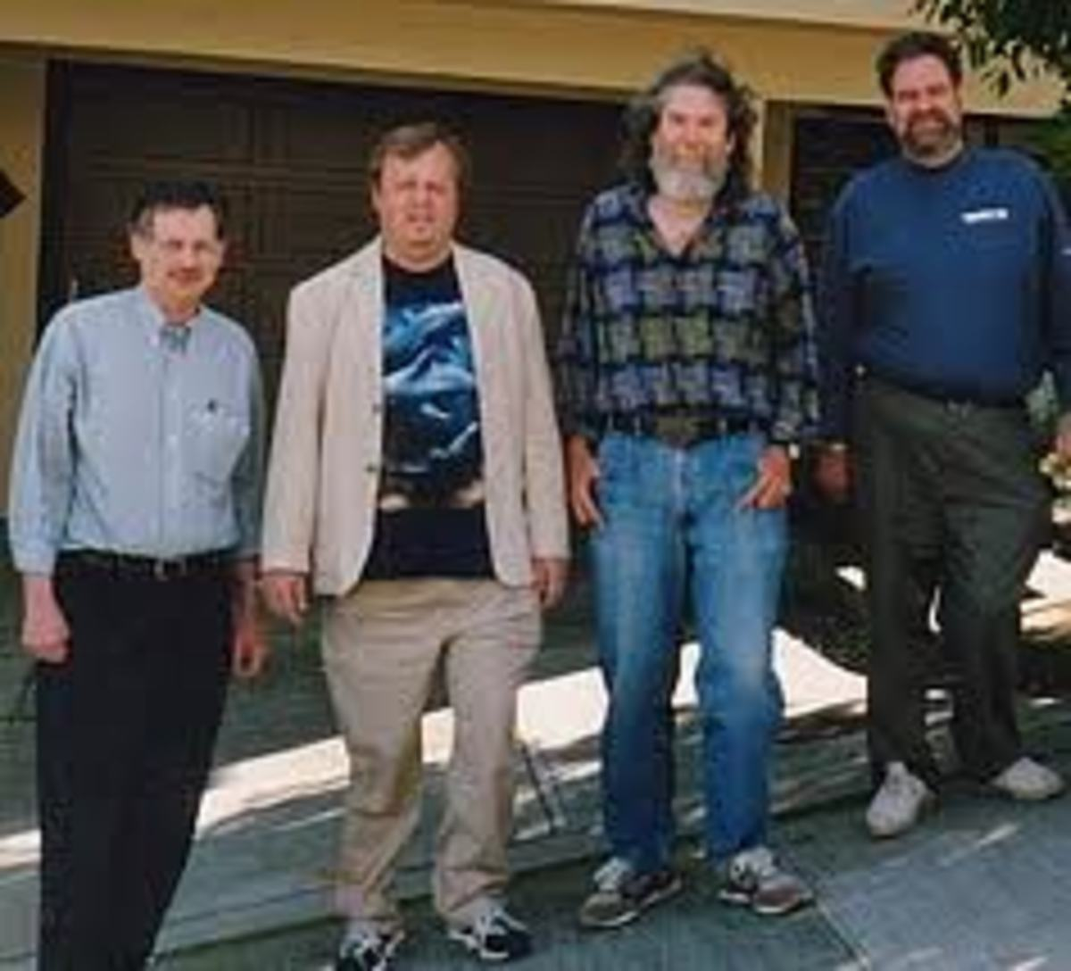 A bunch of great guys with Aspergers Syndrome