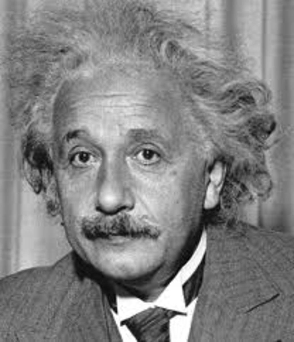 Albert Einsteins trademark hair could be a symptom of Aspergers.