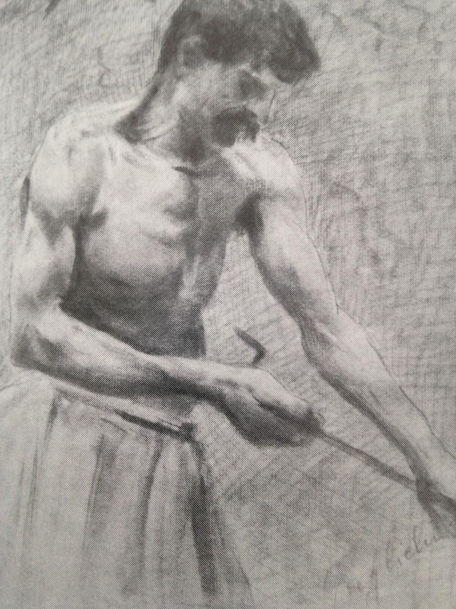 Sketch by Edward Guglielmi