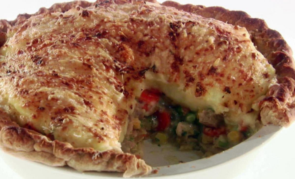 Thanksgiving Leftovers: Thankful Shepherd's Pie Recipe