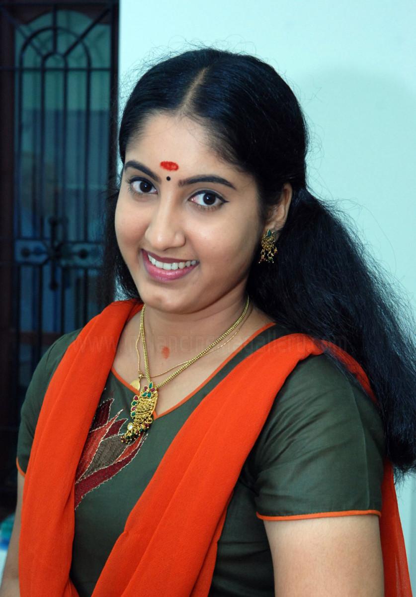 Malayalam Serial Actress Sreekala Cute Photos