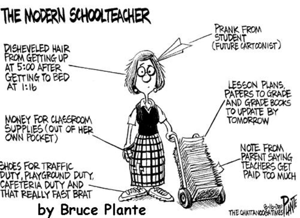 cartoon by Bruce Plante