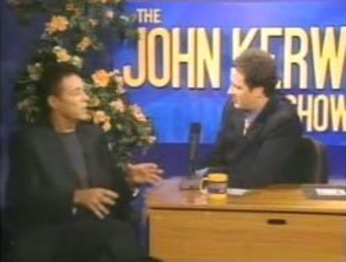 Barry Williams on the John Kerwin Show