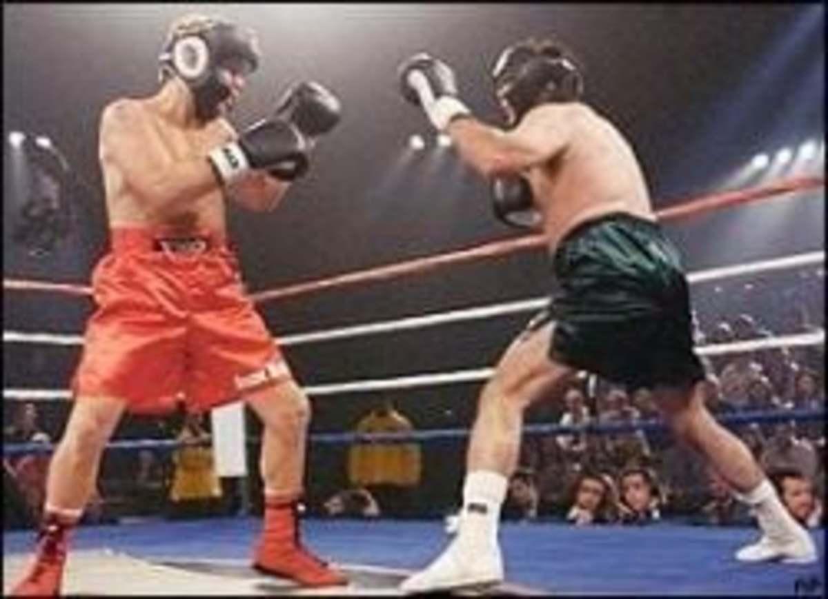 Celebrity Boxing - Danny Bonaduce vs. Barry Williams