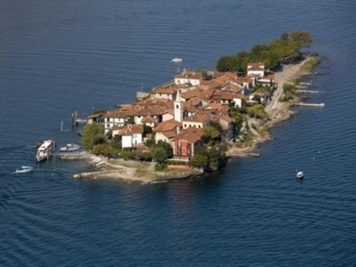 Isola Superiore dei Pescatori