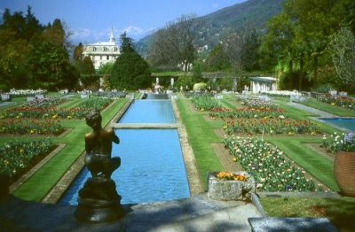 Villa Taranto, Verbania