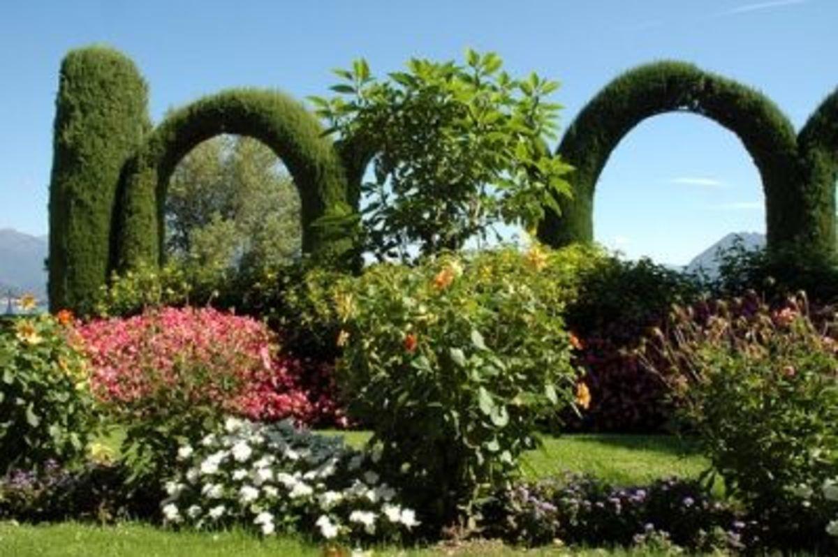 Pallavicino Garden