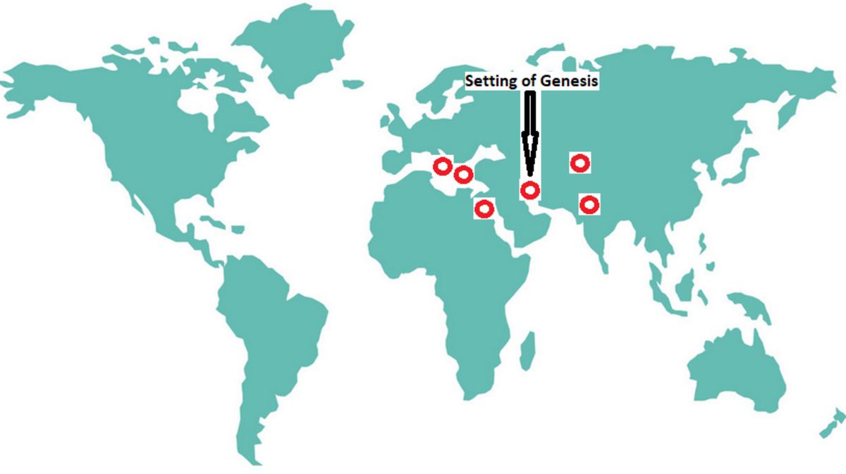 Polytheist cultures: Sumer, Egypt, Indus Valley, Greece, Rome, Celtic/German