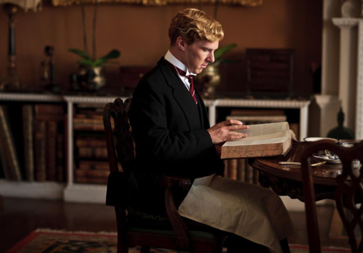 Christopher Tietjens- Benedict Cumberbatch