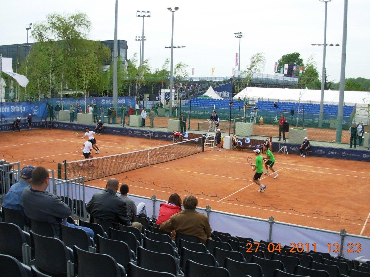 Serbia Open, double.