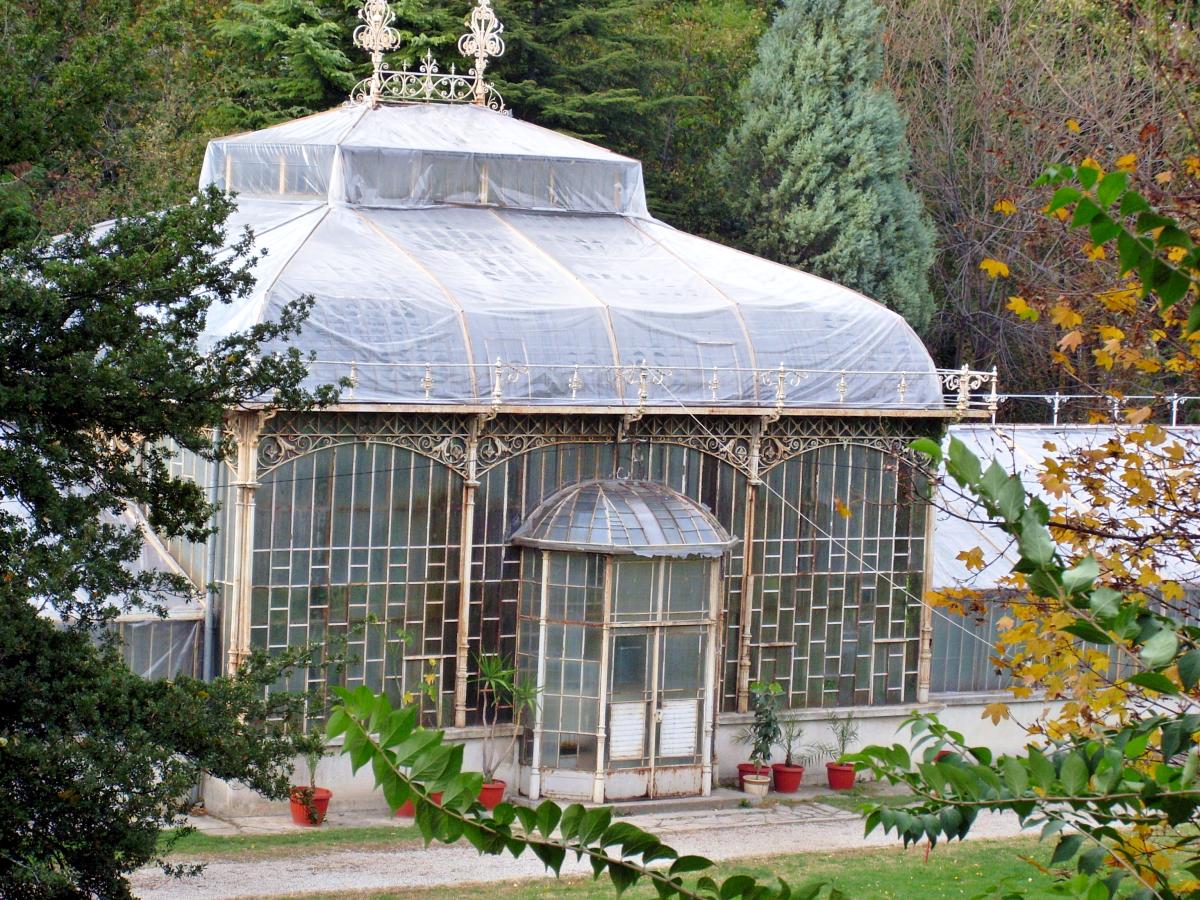 Greenhouse Jevremovac