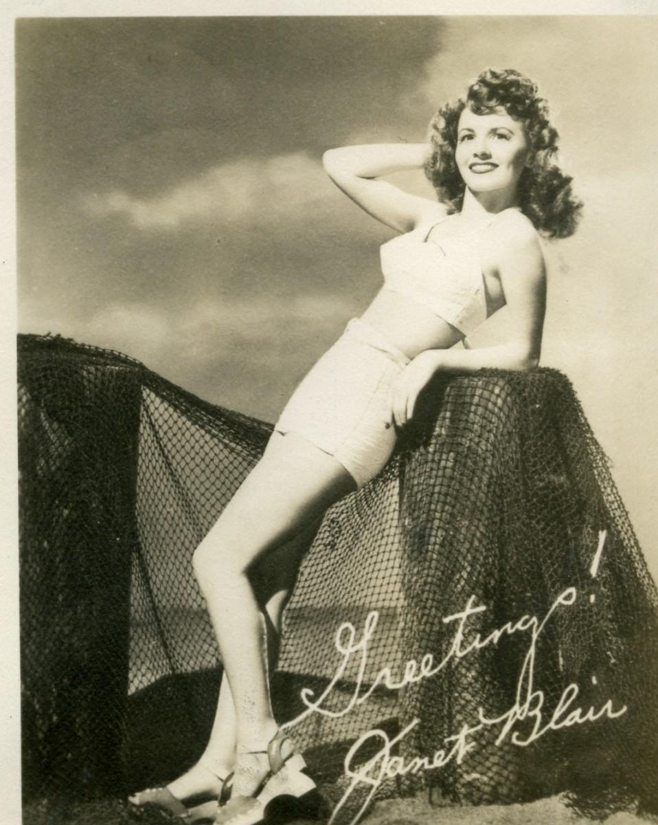 Janet Blair