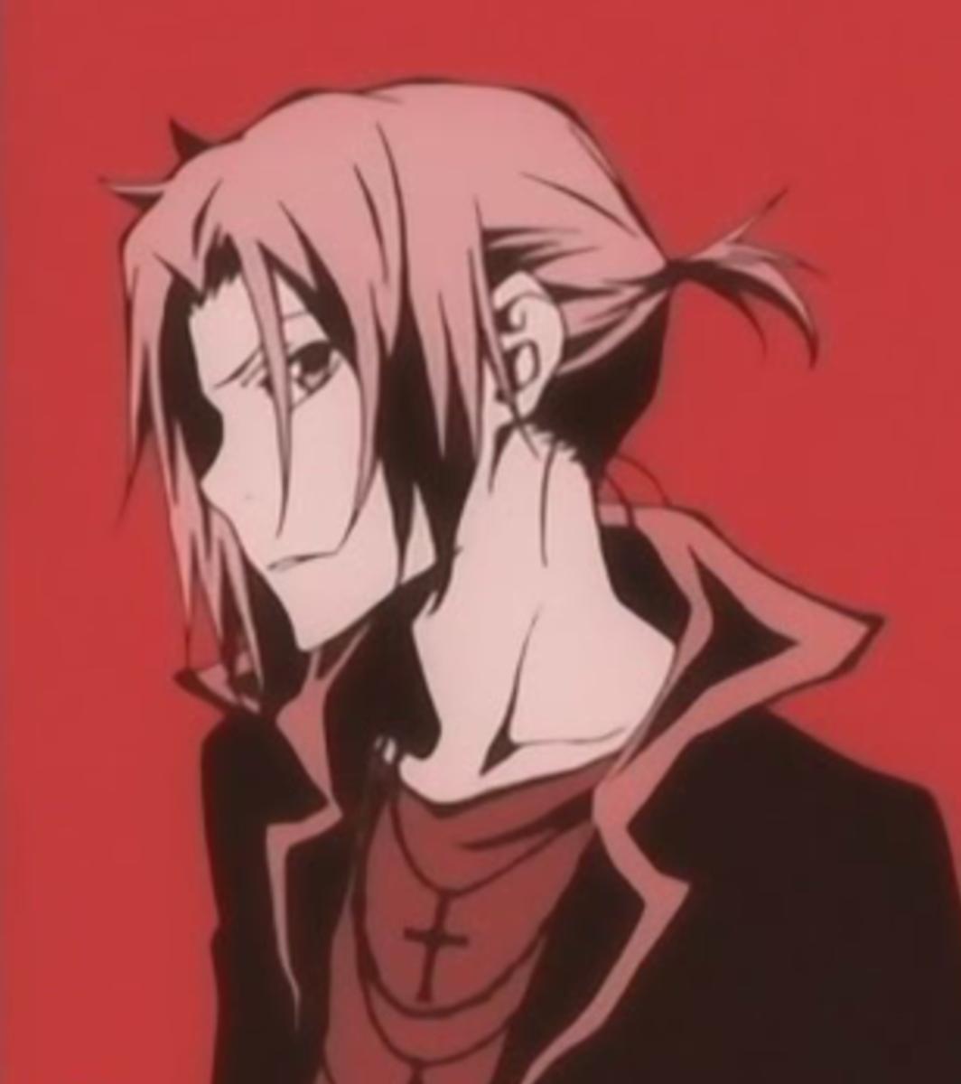 Gokudera Hayato, a guy who was really a Scorpio even though in canon he's a Virgo.